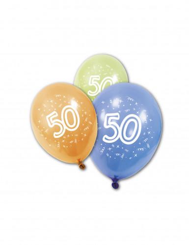8 Luftballons - 50 Jahre