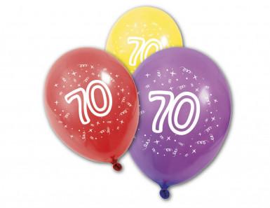 8 Luftballons - 70 Jahre