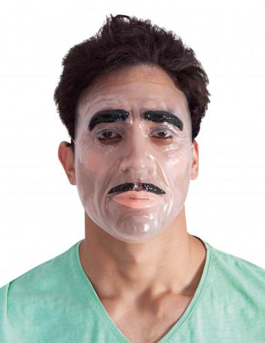 Transparente Maske für Erwachsene