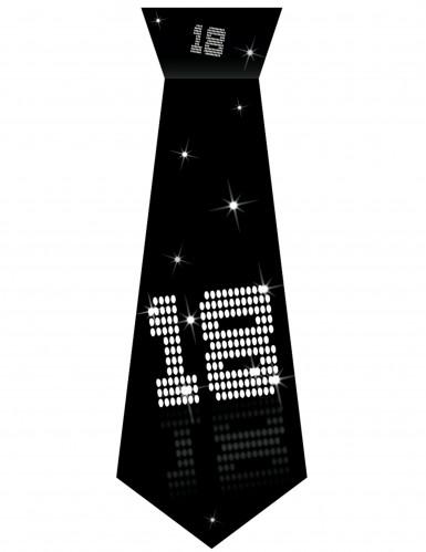 Krawatte 18. Geburtstag