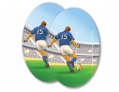 Rugby Plakatt