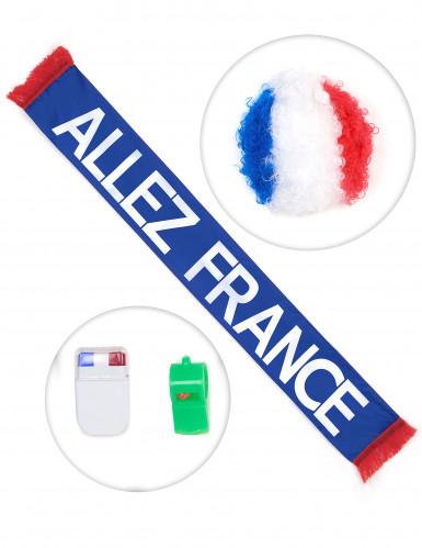 Frankreich Fan-Set