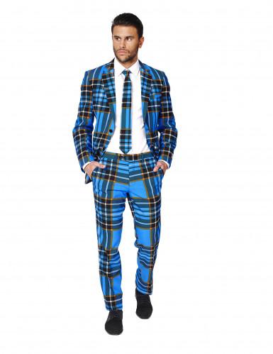 Opposuits™ Anzug - Karierter Schotte für Herren-1