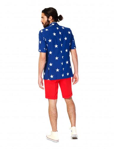 Amerikanisches Opposuits™ Sommer Kostüm-1