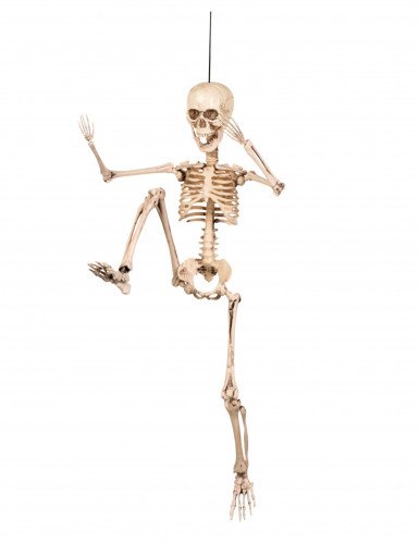 Halloween-Dekoration Biegsames Skelett 50 cm