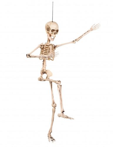 Halloween-Dekoration Biegsames Skelett 50 cm-3