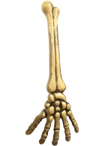 Skelett-Hand für Halloween, 46 cm