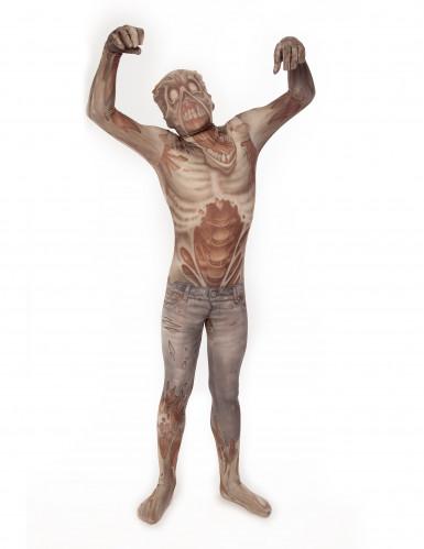 Zombie Morphsuits™ Kostüm für Kinder