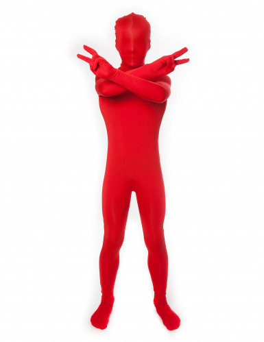 Rotes Morphsuits™ Kostüm