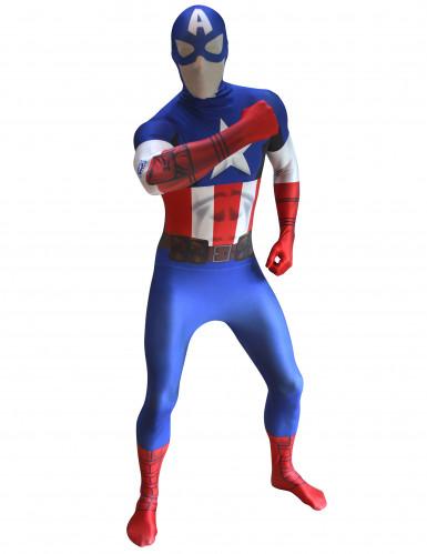 Captain America Morphsuits™ Kostüm