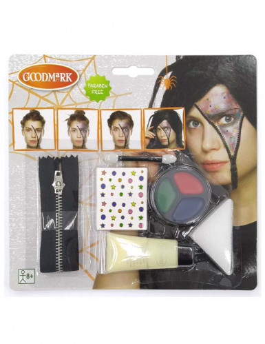 Set Cosmic Queen Make-up Damen