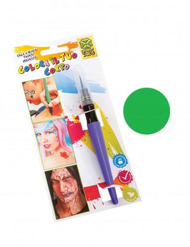 Make-Up Filzstift grün