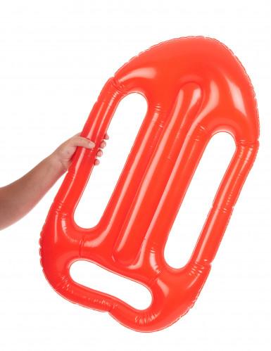 Aufblasbares Rettungsbrett für Erwachsene 73 cm rot-1