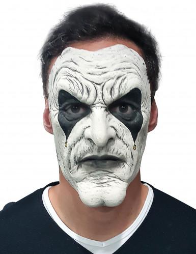 Latex-Maske Joker