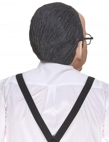 Humorvolle Latex-Maske François-1