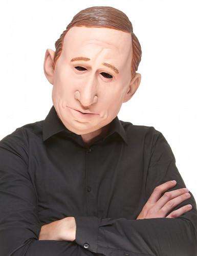 Humorvolle Latex-Maske Wladimir