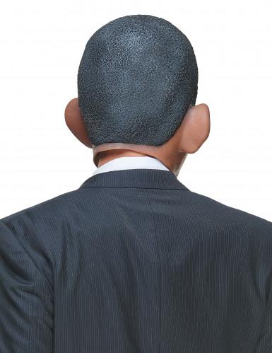 Humorvolle Latex-Maske Barack-1