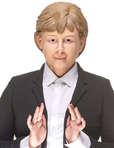 Humorvolle Latex-Maske Angela