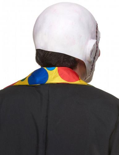 Clowns-Maske mit genähtem Gesicht-1