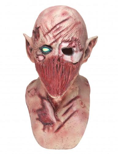 Zombie-Maske aus Latex-2