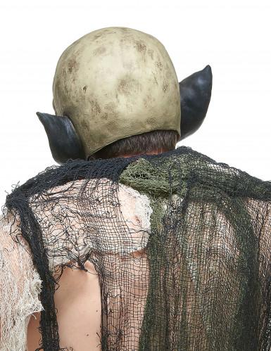 Orks-Maske aus Latex-1