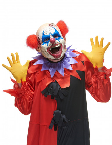 Latex-Maske Halloween-Clown