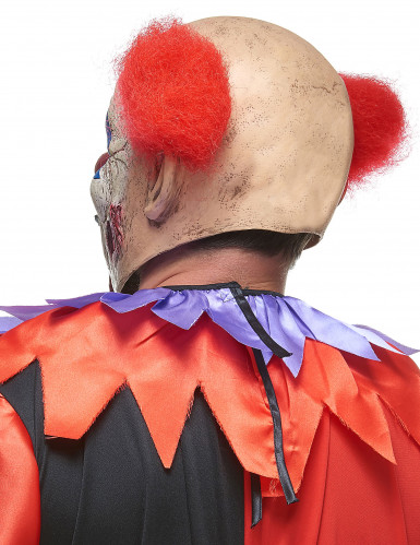 Latex-Maske Halloween-Clown-1