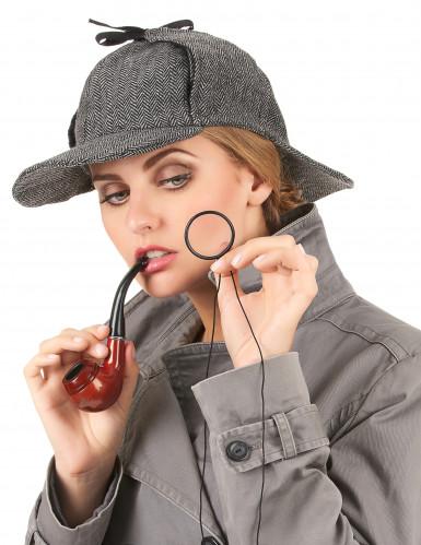Englischer Detektivhut für Erwachsene-1