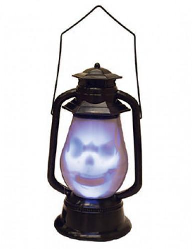 Leuchtende Halloween-Laterne mit Klangeffekt, 30 cm