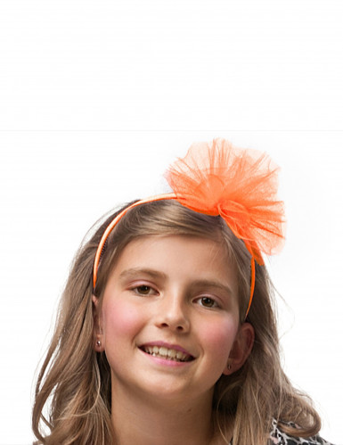 Oranger Haarreif-1
