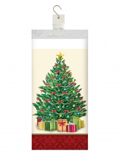 Kunststofftischdecke Tannenbaum-1