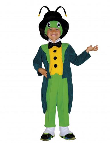 Grashüpfer Kostüm für Kinder