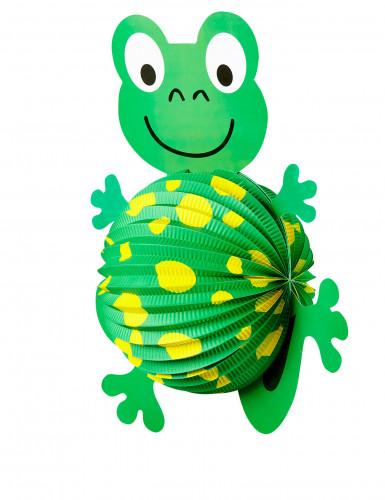 Lampion Frosch 42 cm