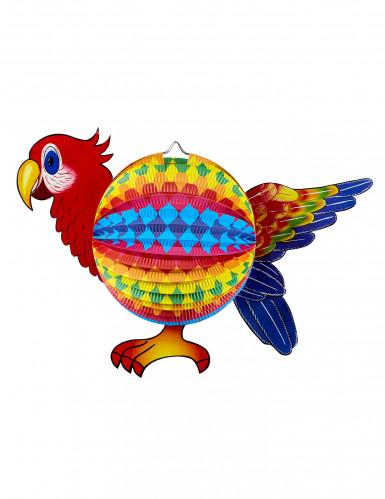 Lampion Papagei 45 cm