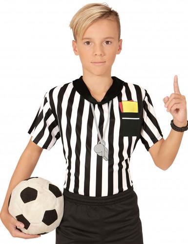 Schiedsrichter T-Shirt für Kinder