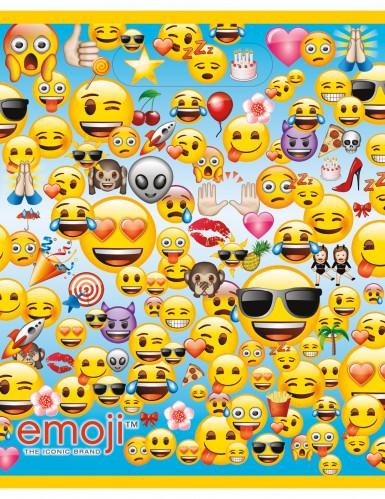 8 Emoji™ Geschnektüten (18x23cm)