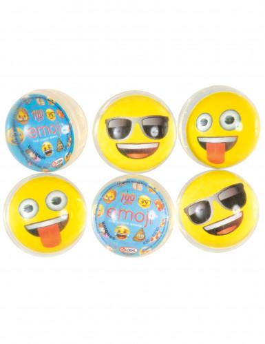 6 Gummibälle Emoji™