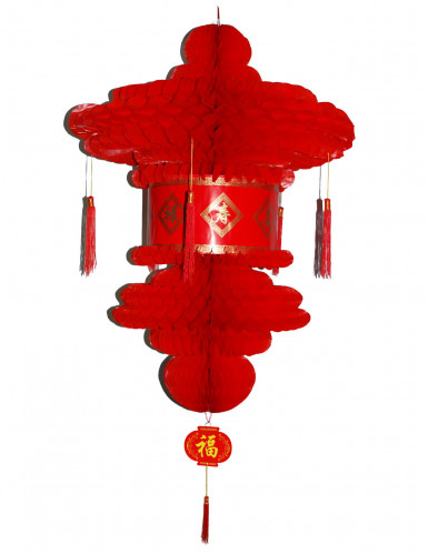 Chinesische Laterne fürs Neujahrsfest