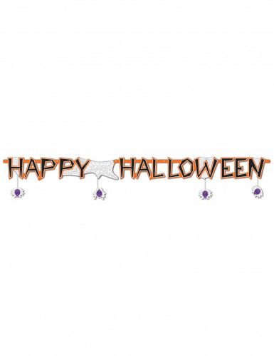 Banner Happy Halloween, 183 cm