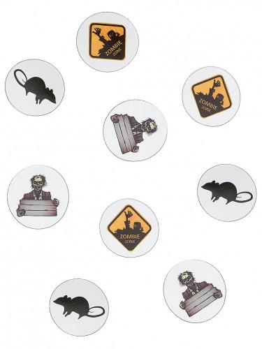 Tischkonfetti für Halloween