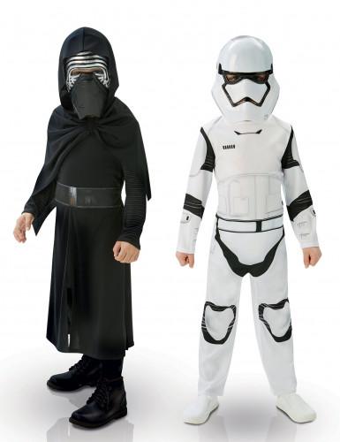 Zwei Verkleidungen für Kinder: Kylo Ren & Stormtrooper - Star Wars VII™