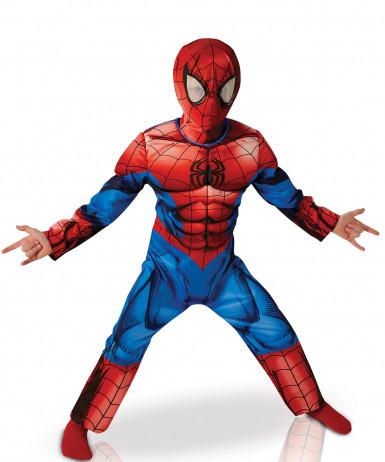 Spiderman™ Deluxe Kostüm für Kinder