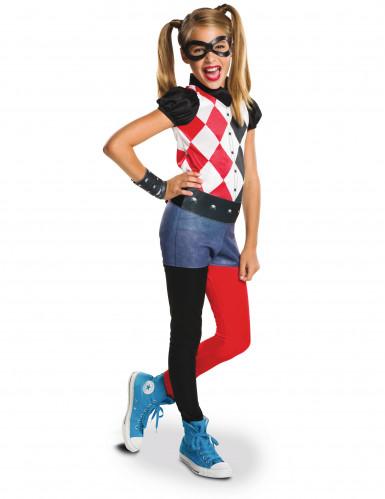 Harley Quinn™ Kostüm für Mädchen - Superhero Girls™