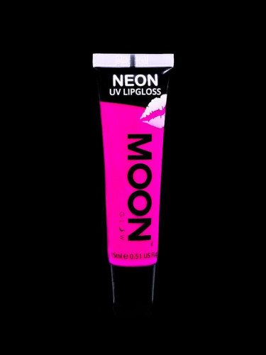 UV-Lipgloss Himbeer-Duft Moonglow © pink 15 ml-1
