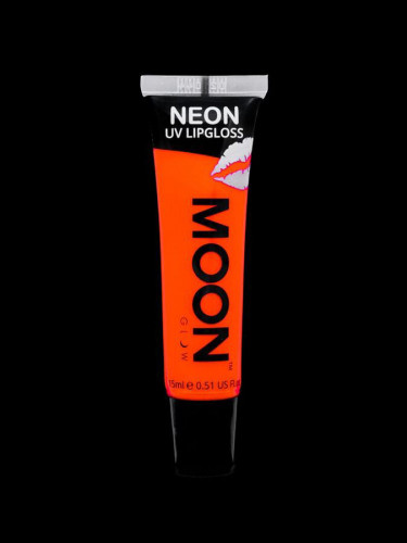 UV-Lipgloss in Orange mit Mandarinenduft, 15 ml, von Moonglow©-1