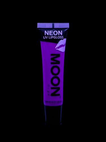 Lippenstift violett UV leuchtend mit dem Duft von schwarzen Johannisbeeren 15 ml Moonglow-1