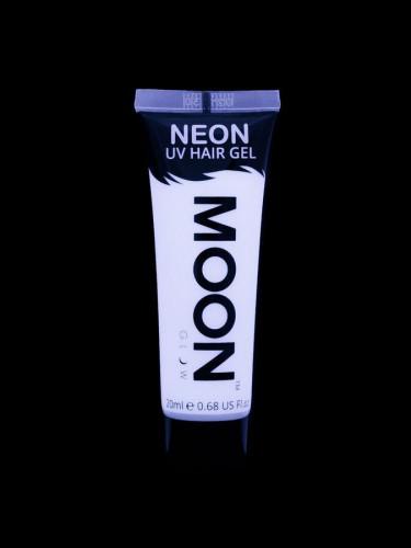 UV-Haargel Moonglow © weiß 20 ml-1