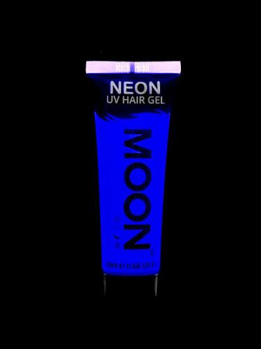 UV-Haargel Moonglow © blau 20 ml-1