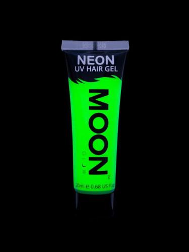 Grünes UV-Haargel fluoreszierend von Moonglow 20ml-1