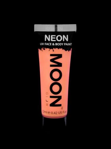 UV Gesichts- und Körpergel in Pastell-Orange von Moonglow 12ml-1